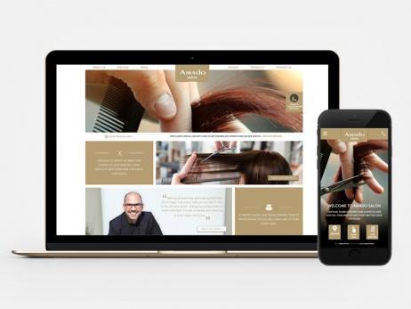 amado-hair-salon-web-mobile-design-1