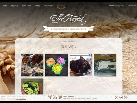 euro harvest bakery bake shots gallery