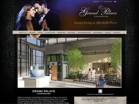Grand Palace Condominiums - Home Page