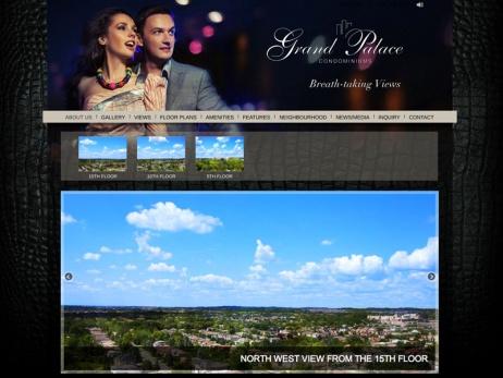 Grand Palace Condominiums - Views Page