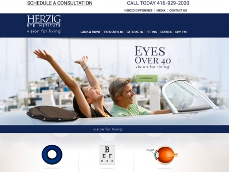herzig-eye-homepage