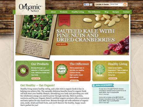 Organic Select