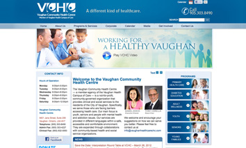 Vaughan Community Health Centre