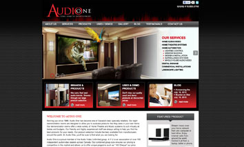 Audio One Vaughan - Home Theatre