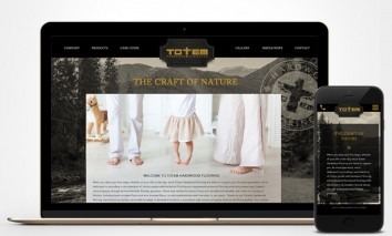 Totem-hardwood-flooring-website-design-1