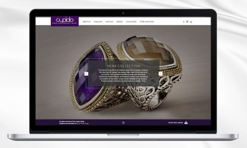 Jewellery-Cupido-website-design-1