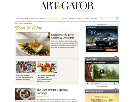 Art & Gator