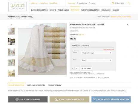 davids-fine-linens-web-site-design-3