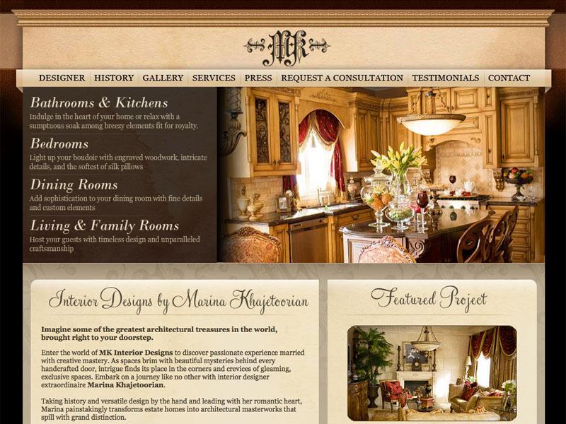 mk interior designs flash website design. Black Bedroom Furniture Sets. Home Design Ideas