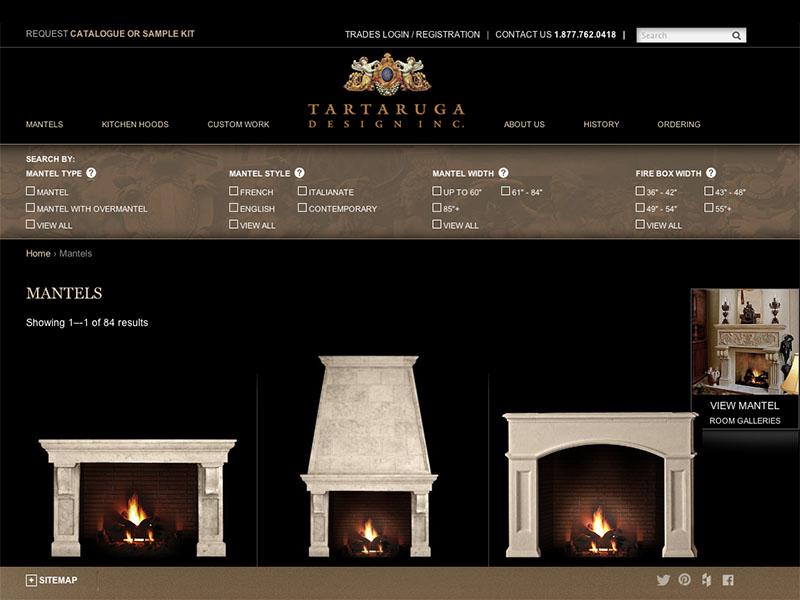 Tartaruga design inc for Product design inc
