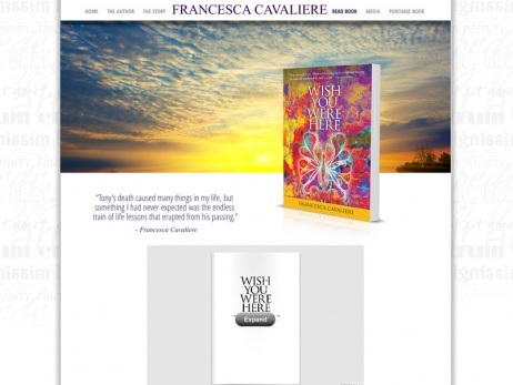 Francesca Cavaliere - Read Sample Page