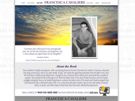 Francesca Cavaliere - Story Page